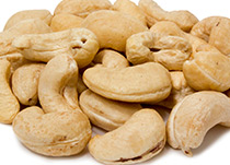 PipingRock Organic Cashews Raw Whole Unsalted