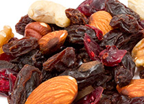 PipingRock Nuts & Dried Fruit Health Mix